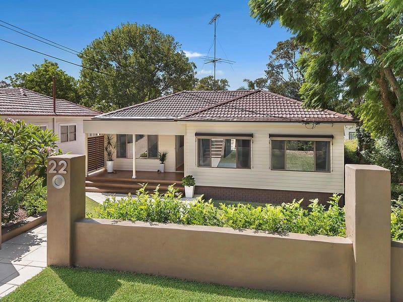 22 Attunga Road, Yowie Bay, NSW 2228
