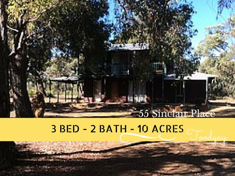 55 Sinclair Place, Toodyay, WA 6566