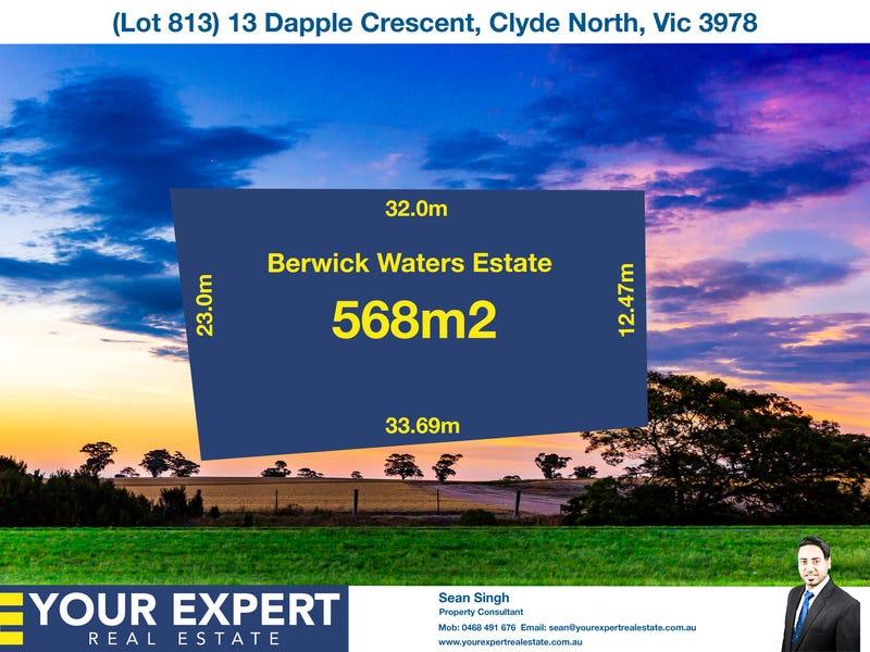 13 Dapple Crescent, Clyde North, Vic 3978