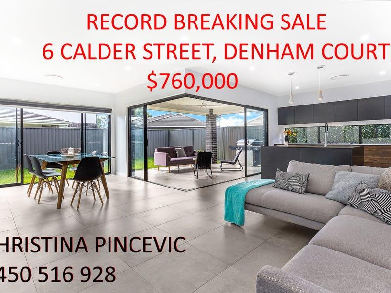 6 Calder Street, Denham Court, NSW 2565