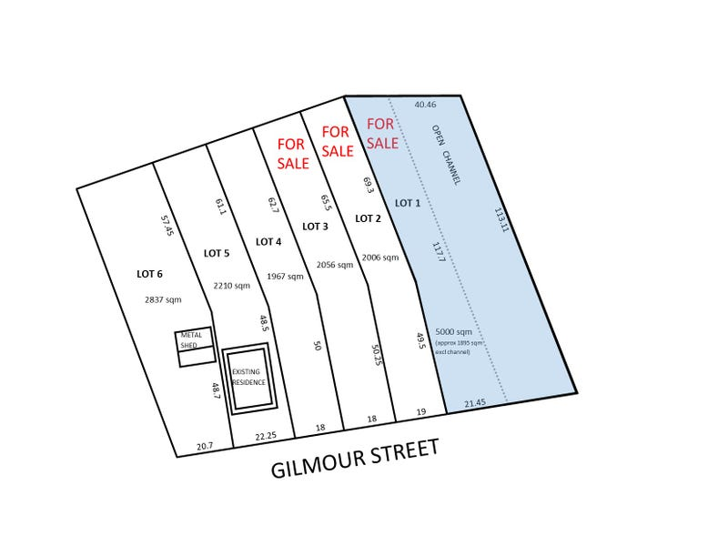 Lot 1, 150 Gilmour Street, Kelso
