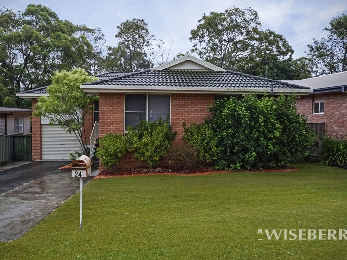 24 Minnamurra  Road, Gorokan, NSW 2263