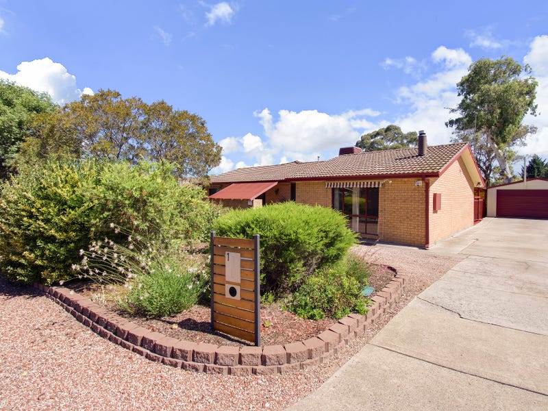 1 Twamley Crescent, Chisholm, ACT 2905