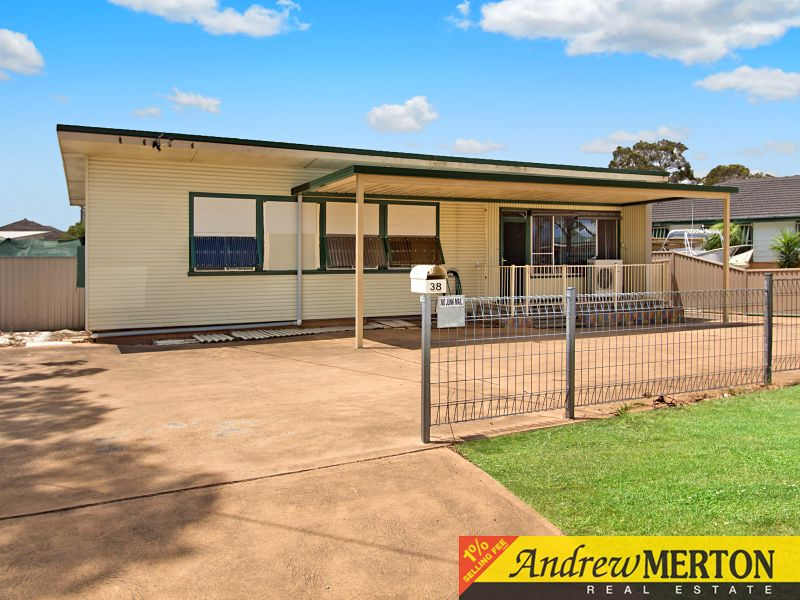 38 Bentley Rd, Colyton, NSW 2760