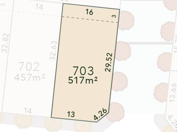 Lot 703, Hemingway Drive, Rockbank, Vic 3335