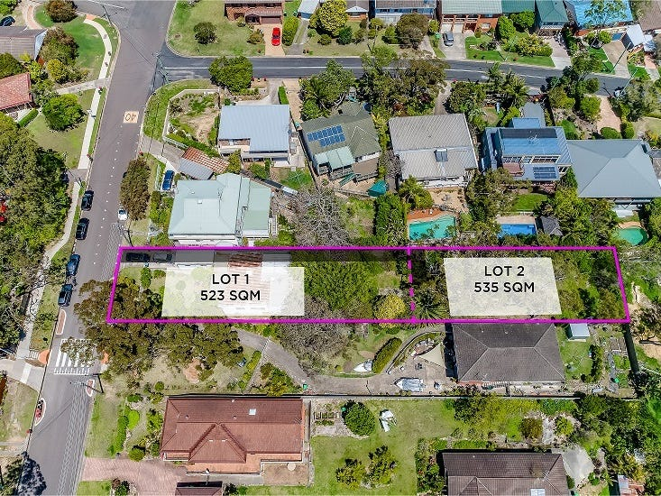 26 & 26a Berith Street, Wheeler Heights, NSW 2097