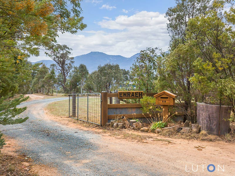 515 Tinderry Road, Michelago, NSW 2620