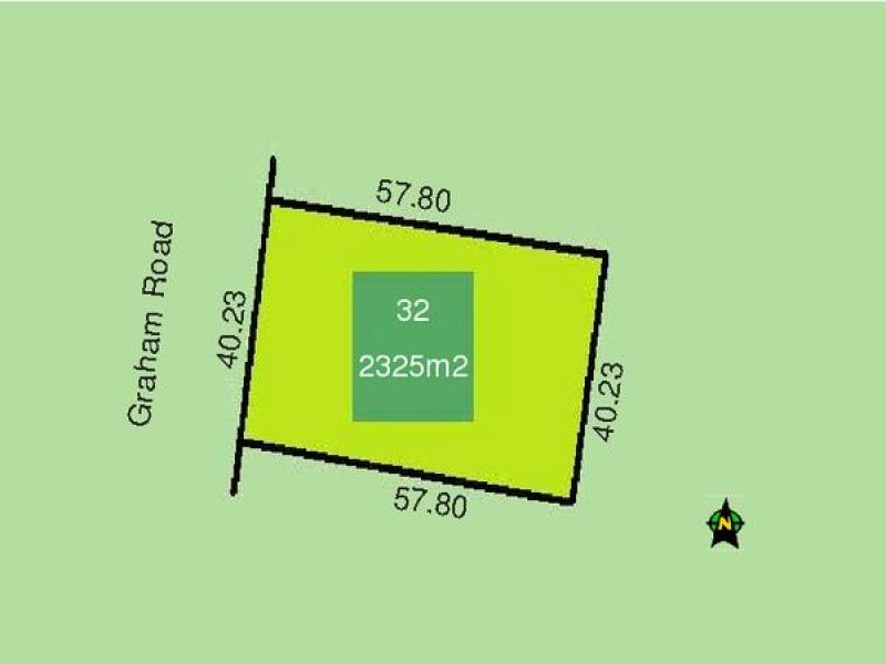 CA 32 Graham Road, Broomfield, Vic 3364