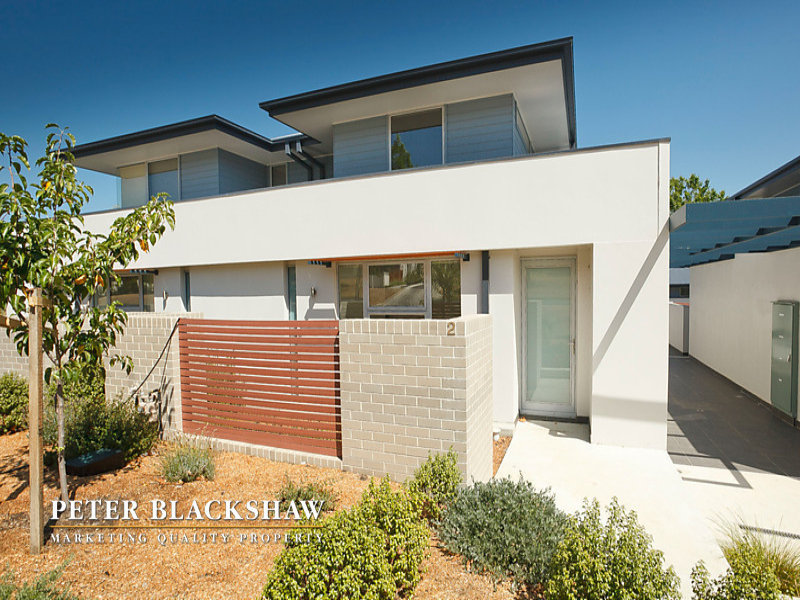 2/126 Blamey Crescent, Campbell, ACT 2612