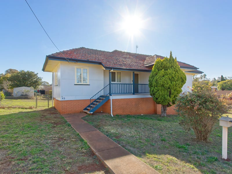 43 Helen Street, Harristown, Qld 4350