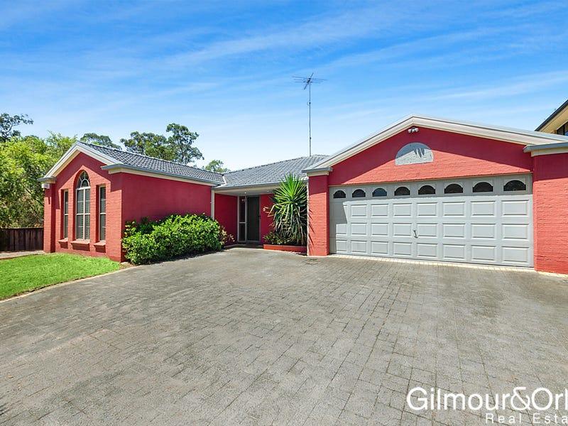 10 Flannan Court, Kellyville, NSW 2155
