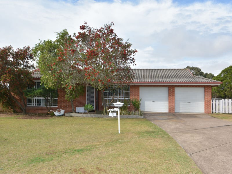 3 Jason Close, Hunterview, NSW 2330