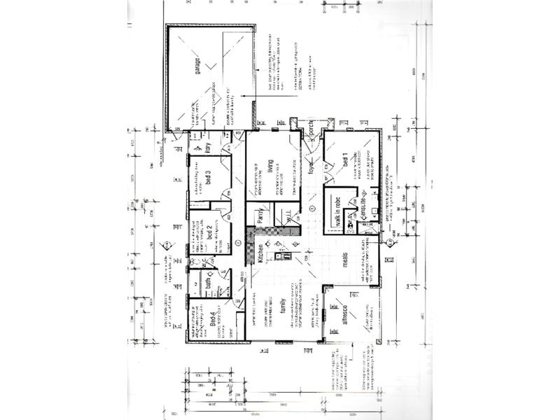 3 Kew Court, Shepparton, Vic 3630 - floorplan