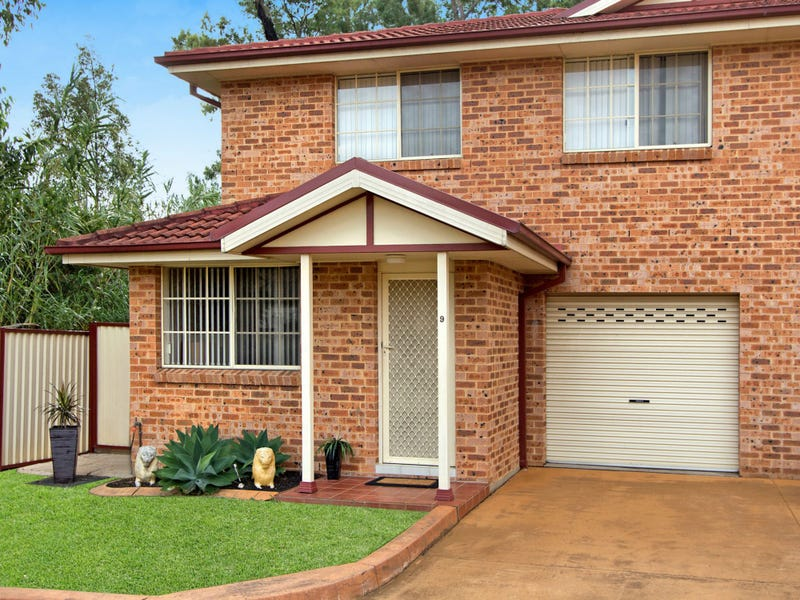9/25 Stanbury Place, Quakers Hill, NSW 2763