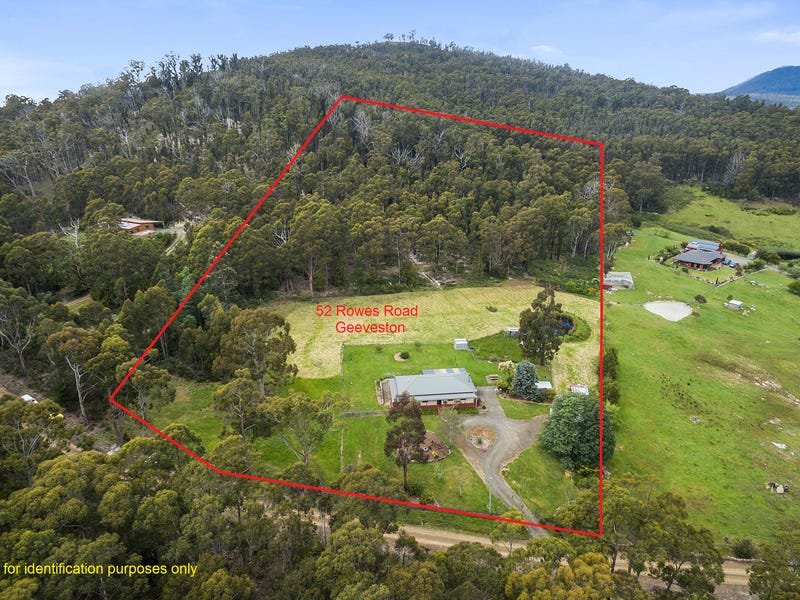 52 Rowes Road, Geeveston, Tas 7116