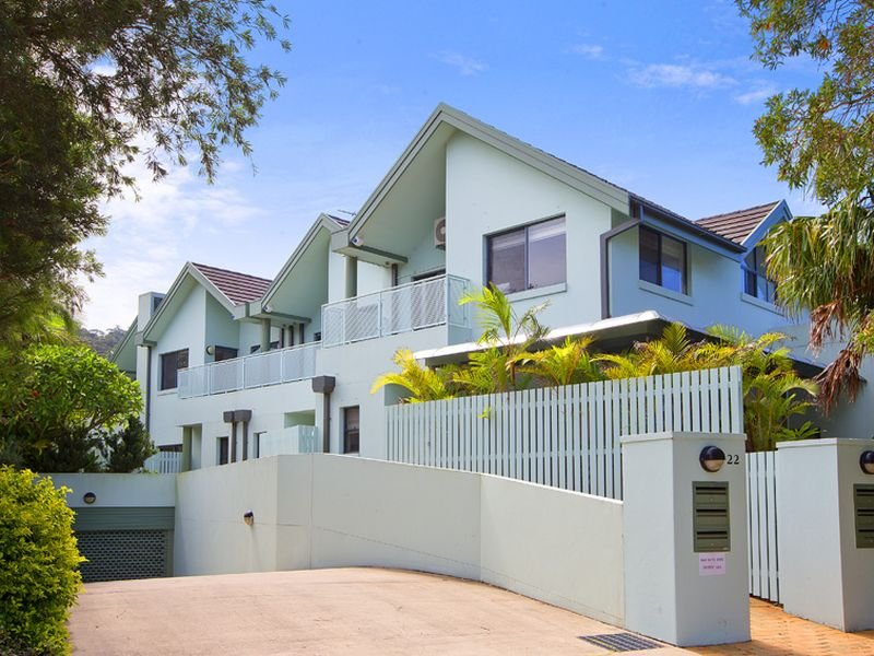 3/22 Foamcrest Avenue, Newport, NSW 2106