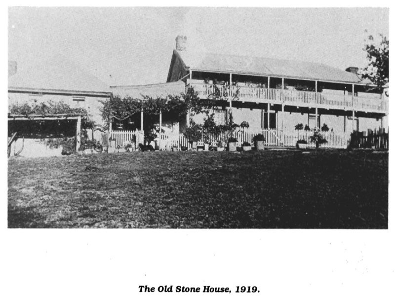The Old Stone House, Yandoit, Vic 3461
