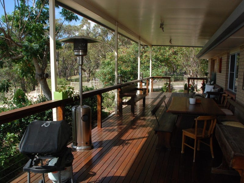 486 Mt Tully Road, Mount Tully, Qld 4380