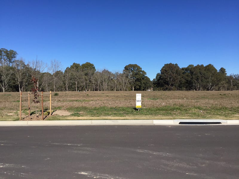 Lot 503 Eden Circuit, Pitt Town, NSW 2756