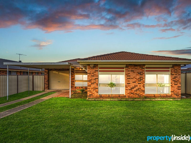 89 Colebee Crescent, Hassall Grove, NSW 2761