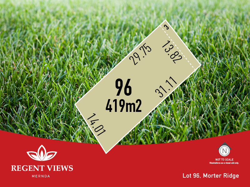 Lot 96, Morter Ridge (Regent Views), Mernda, Vic 3754