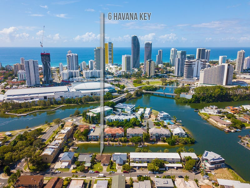 6 Havana Key, Broadbeach Waters, Qld 4218
