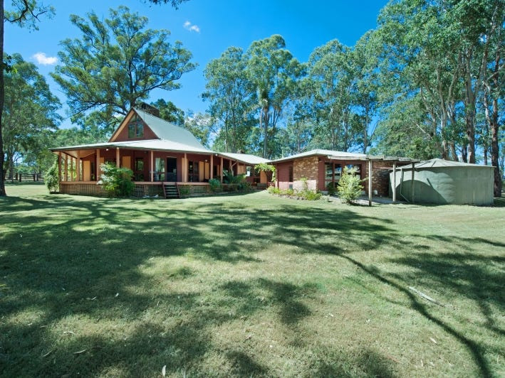 257 Dungog Road Martins Creek Via, Paterson, NSW 2421