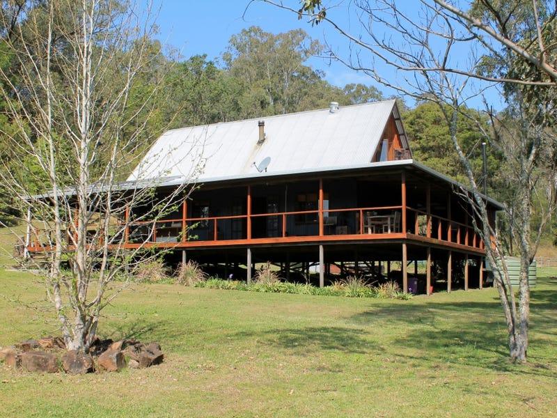 129 Simes Road - Gradys Creek, Kyogle, NSW 2474