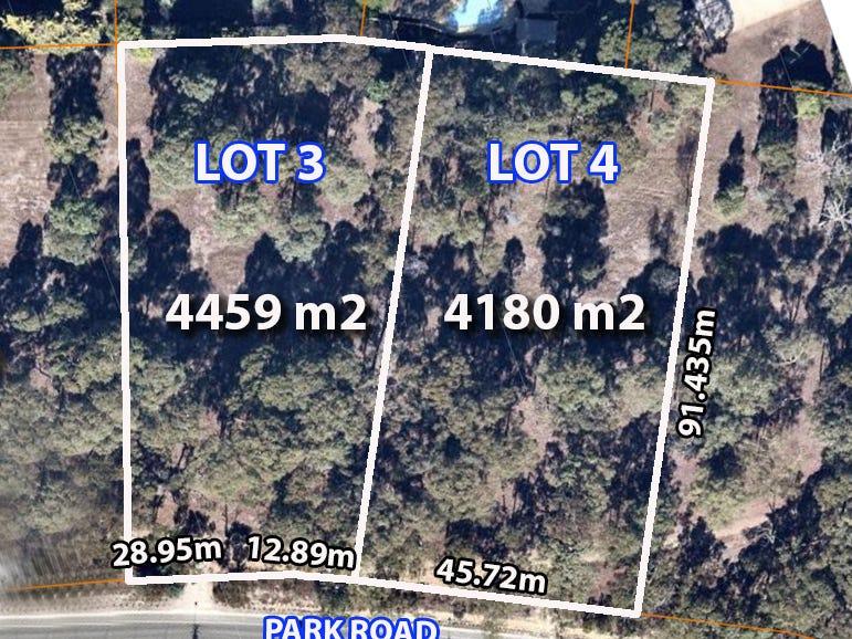 Lot 3 & 4, 100 Park Road, Donvale, Vic 3111