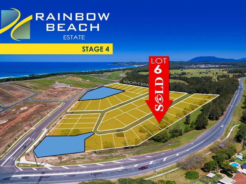 Lot 6 Rainbow Beach Estate, Lake Cathie, NSW 2445
