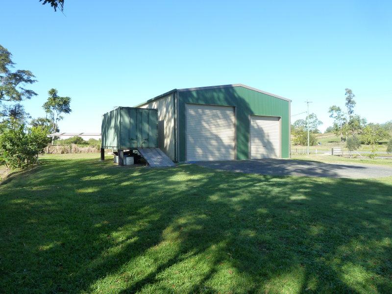 4866 Mackay Eungella Road, Finch Hatton, Qld 4756