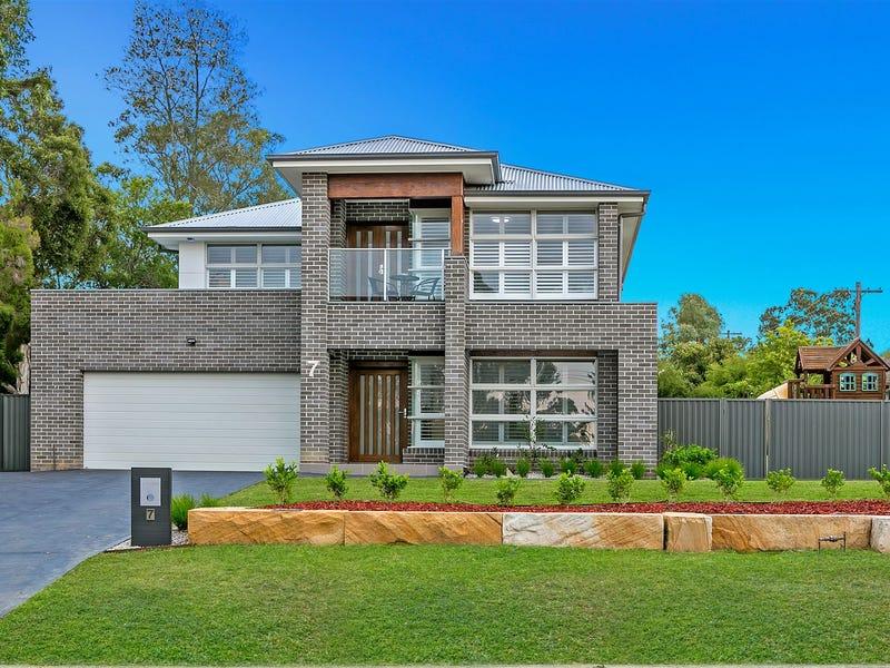 7 George Road, Wilberforce, NSW 2756