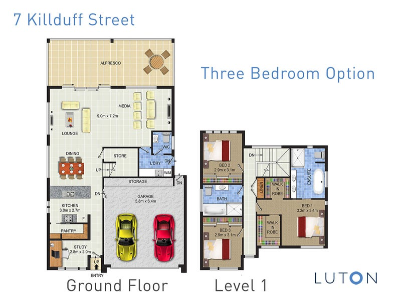 Watson, address available on request - floorplan