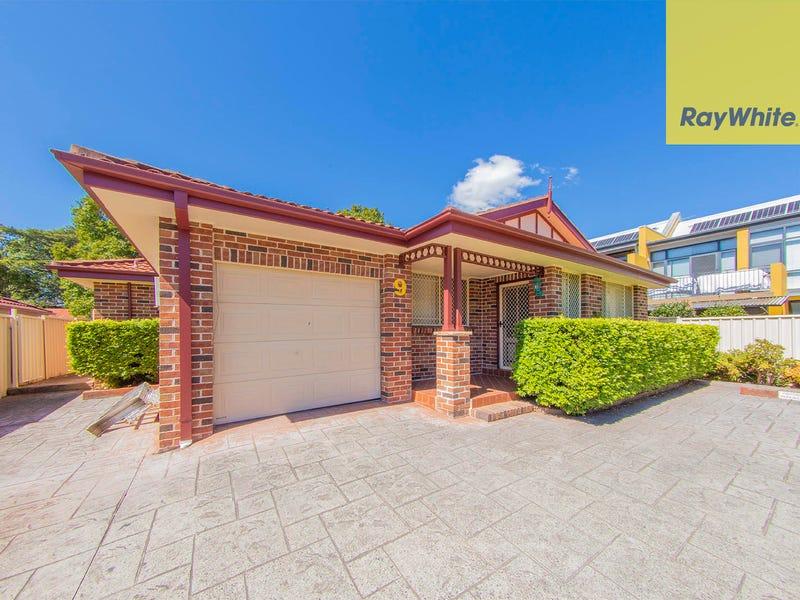 9/50 Morton Street, Parramatta, NSW 2150