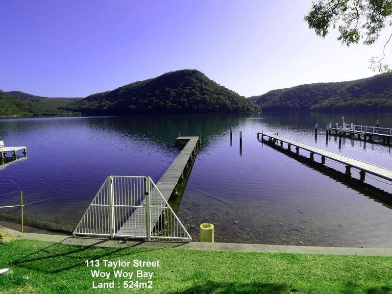 113 Taylor Street, Woy Woy Bay, NSW 2256