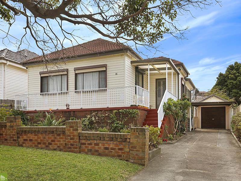 16 Forster St, Port Kembla, NSW 2505