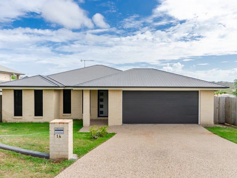 14 Sturt Court, Glen Eden, Qld 4680