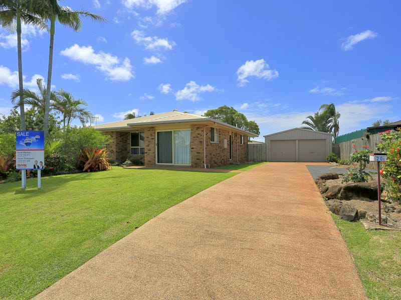 20 Seymore Ave, Kalkie, Qld 4670