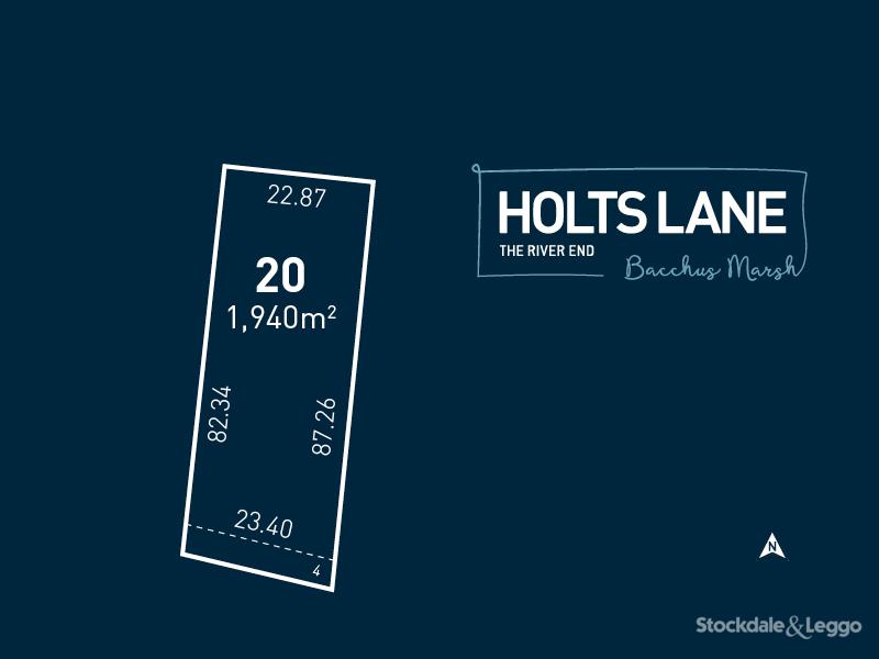 Lot 20 Holts Lane, Bacchus Marsh, Vic 3340