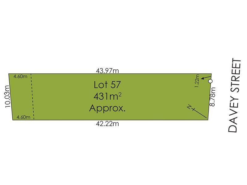 Lot 57 Davey Street, Elizabeth Park, SA 5113