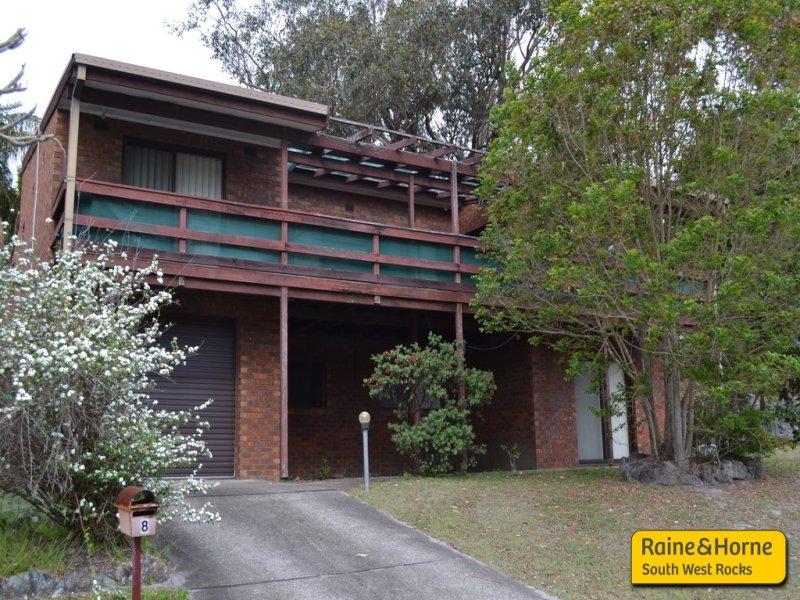 8 Jubilee Street, South West Rocks, NSW 2431