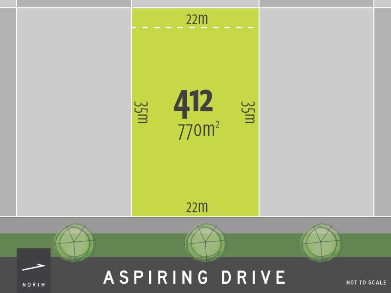 Lot 412, Aspiring Drive, Huntly, Vic 3551