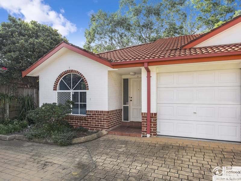 7/207-209 Old Windsor Road, Northmead, NSW 2152