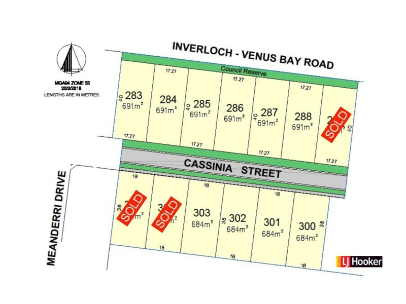 Lot 288 Cassinia Street, Inverloch, Vic 3996