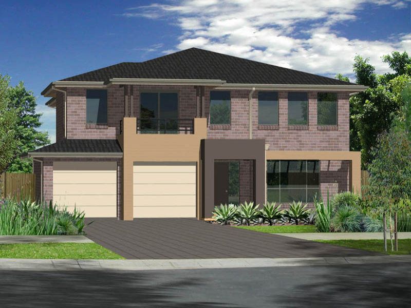Lot 308 Paringa Drive, The Ponds, NSW 2769
