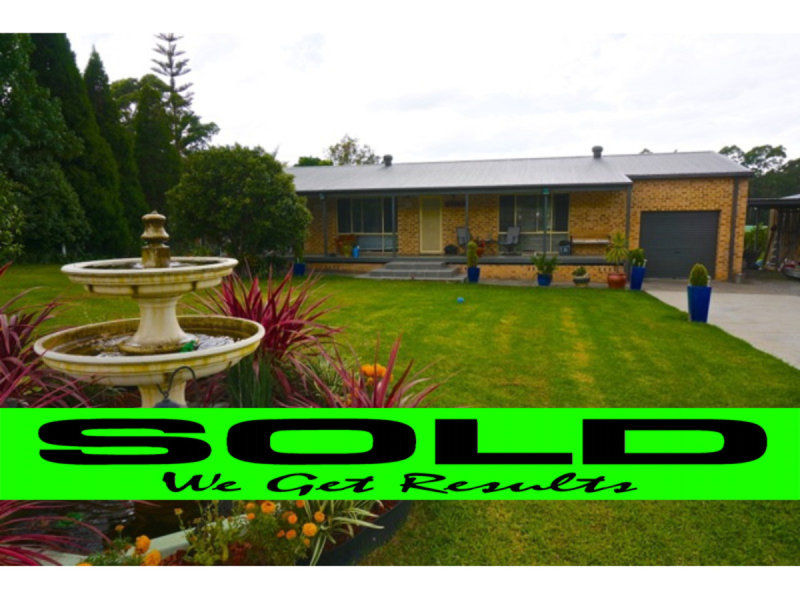 40 Battunga Drive, Tomerong, NSW 2540