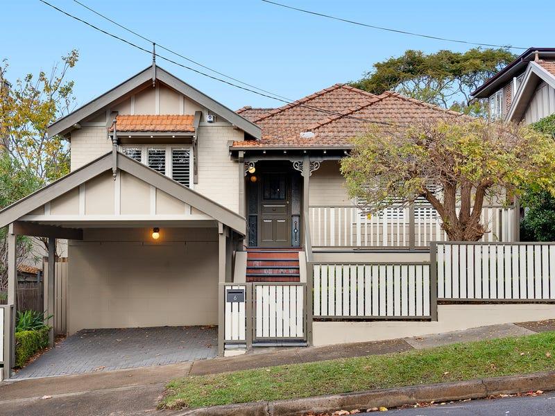 6 Spencer Road, Mosman, NSW 2088