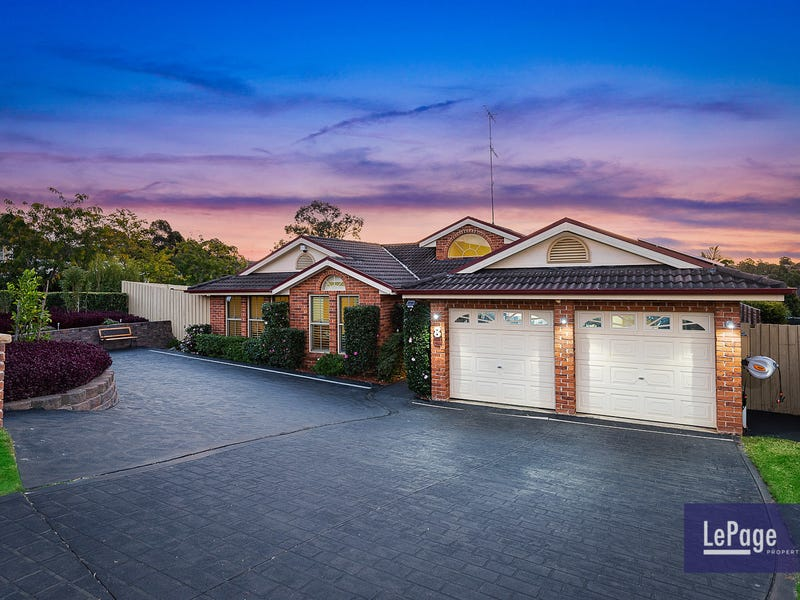8 Bentley Ave, North Kellyville, NSW 2155