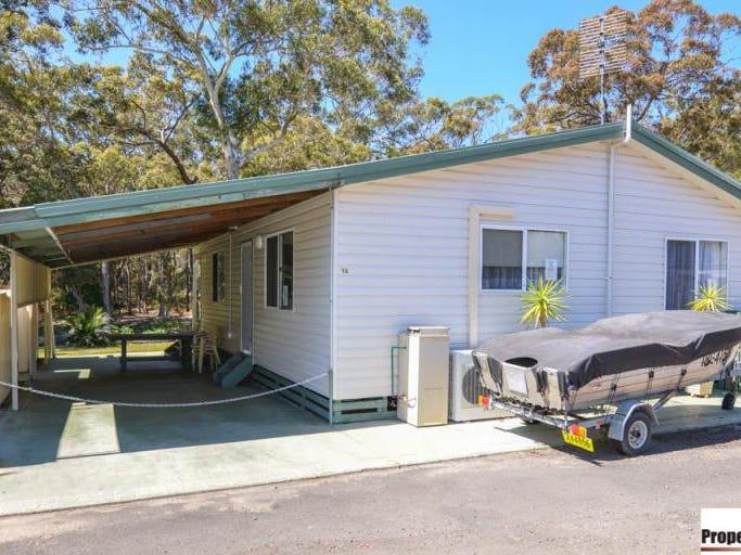 Site 16 Myola Caravan Park, Myola  Road, Myola, NSW 2540