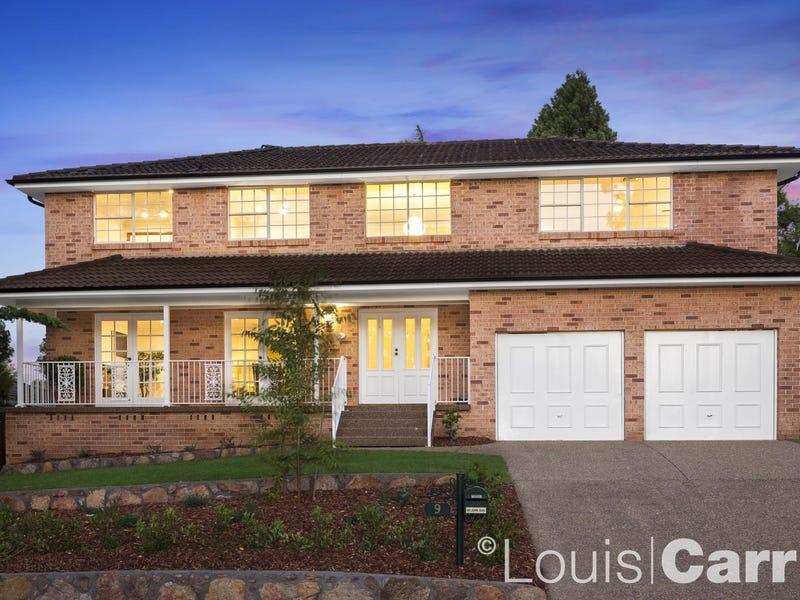 9 Rossian Place, Cherrybrook, NSW 2126